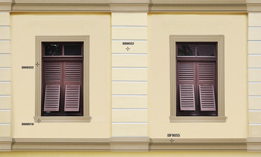 Cornici in polistirolo per specchi ty44 regardsdefemmes - Cornici esterne per finestre ...